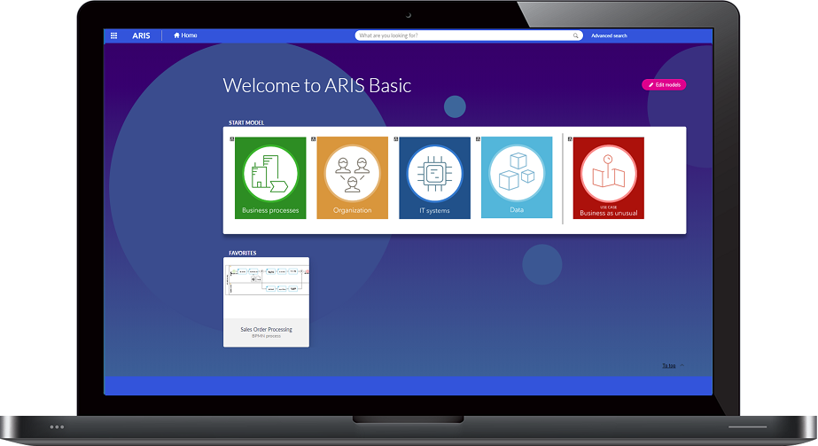 Welcome to ARIS Basic